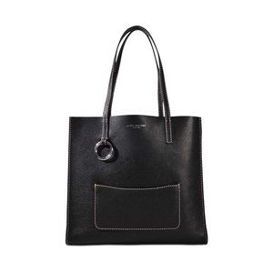 Marc Jacobs Bags - Marc Jacobs Leather Pocket Top-Handle Bag Tote